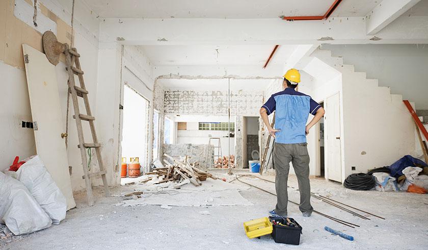 بازسازی ساختمان در تهران توسط شرکت ارگ بند سازه