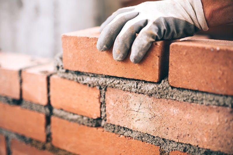 آجر در مصالح ساختمانی