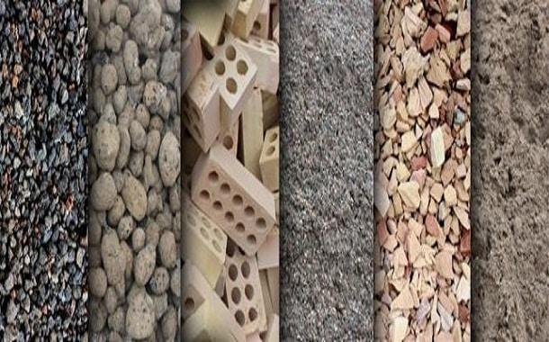 سنگ در مصالح ساختمانی