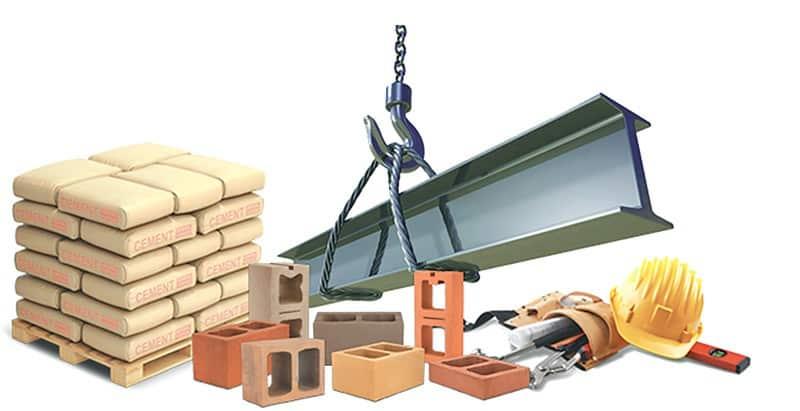 تامین مصالح ساختمانی