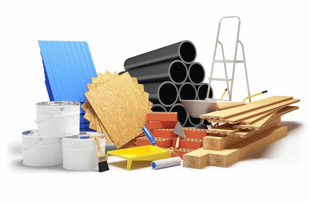 انواع مصالح ساختمان